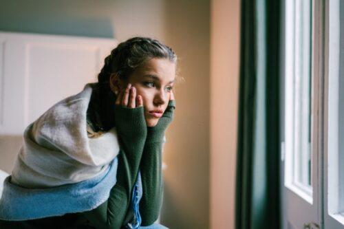 Vivere con scarsa autostima è un'esperienza triste!
